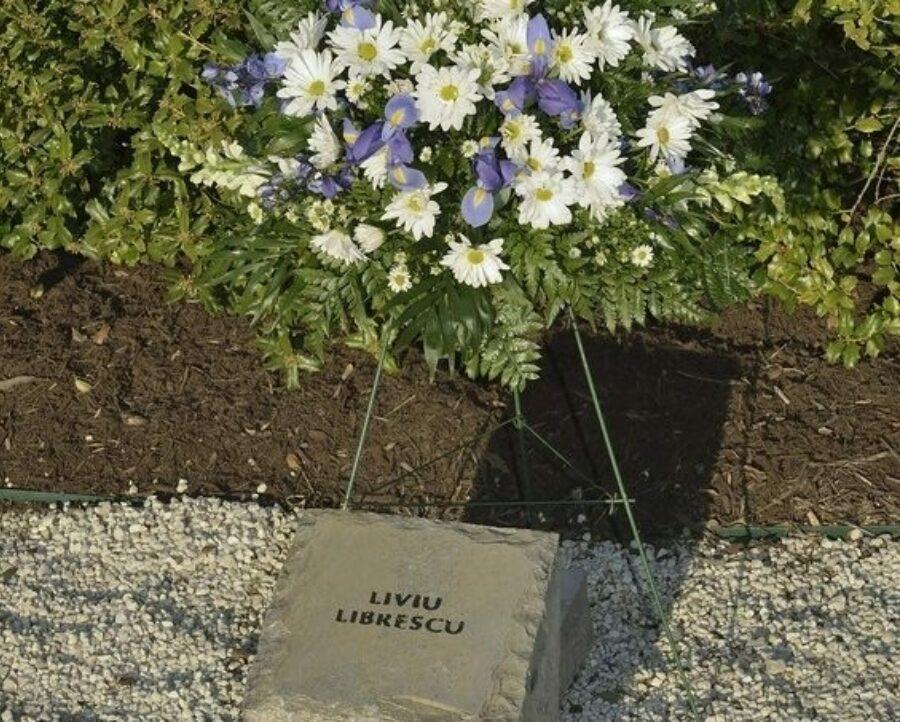 Liviu stone Memorial